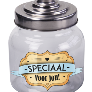 Snoeppot speciaal voor jou