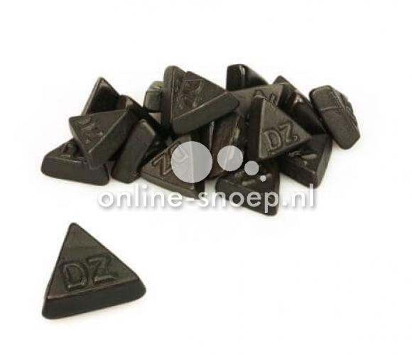 driehoekjes dubbelzout