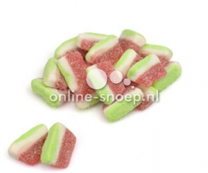 watermeloen schijfjes fini