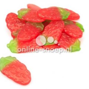 Aardbeien groot Haribo