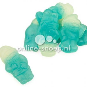 Smurfen kabouters Haribo