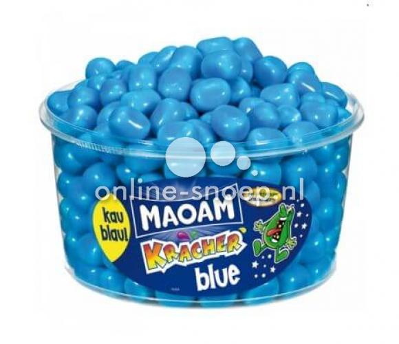 Maoam blauw Haribo