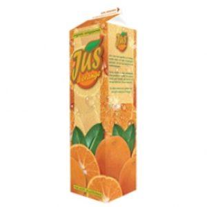 Melkpak jus d'orange