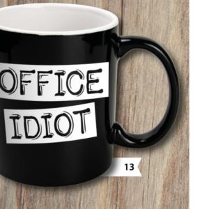 Mok office idiot