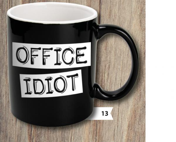 office idiot