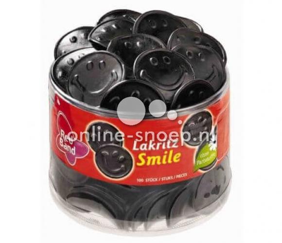 drop smile