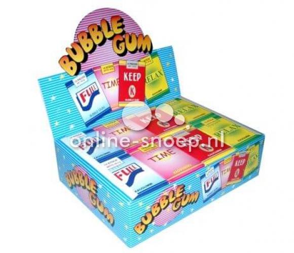 kauwgom cigaretten